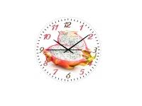 """Часы настенные кухонные  """"Глаз дракона"""", Your Time"""
