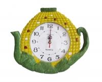 """Настенные кухонные часы """"Ароматное Чаепитие"""""""