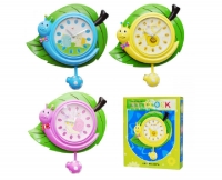 """Настенные часы с маятником для детской комнаты """"Улитка"""""""
