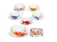 """Чайный набор """"Полевые цветы"""""""