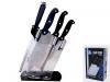 Набор ножей на стойке Casual 5 предметов