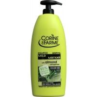Шампунь с миндалем и медом для сухих и поврежденных волос, Corine de Farme