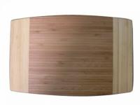 """Кухонная бамбуковая разделочная доска """"Бамбук"""""""