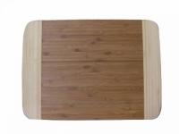 """Кухонная бамбуковая разделочная доска """"Доска с ушками"""""""