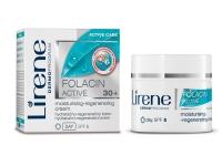 Увлажняющий восстанавливающий крем для лица, Lirene