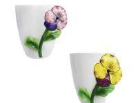 Купить керамический горшок для цветов